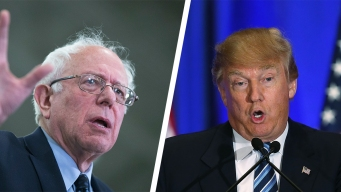 Bernie Sanders: Trump Should 'Think About Resigning'