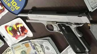 School Threat Leads to Drug and Weapon Discovery