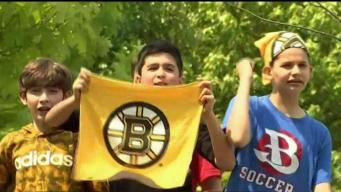 Schools Across Massachusetts Get in on Stanley Cup Run Fun