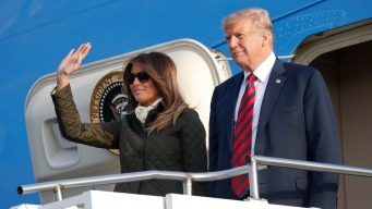 Trump Back in Scotland Ahead of Putin Talks