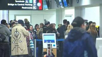 Storm Leads to Flight Delays and Cancellations at Logan