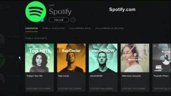 Spotify Expands, Bill Encourages Pentagon to Use Amazon