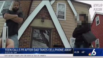Teen Calls 911 After Dad Takes Cellphone Away