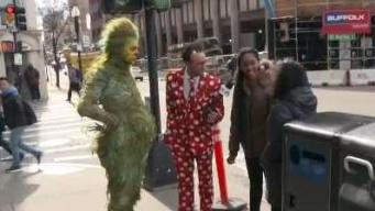 The Grinch Who Stole the Streets of Boston