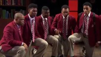 The Perfect Harmonies of 'Choir Boy'