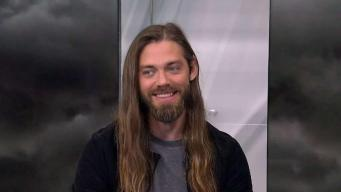 Tom Payne on 'The Walking Dead'