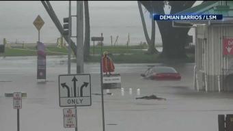 Torrential Rains Hit Hawaii as Lane Approaches