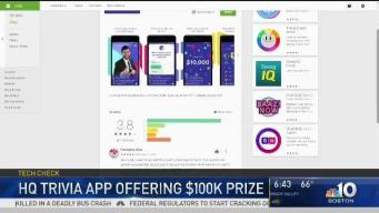 Trivia Game Show App Offering $100,000 Grand Prize