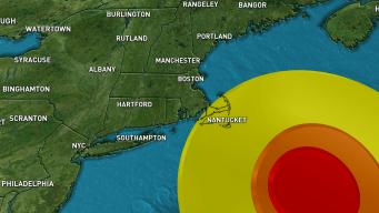 FIRST ALERT: Tropical Storm Watch for Cape, Islands
