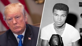 Trump Teases a Muhammad Ali Pardon, Which Isn't Necessary
