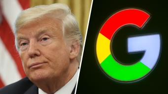 Trump Complains of Search Results Fake News; Google Responds