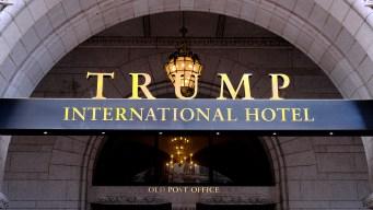 Appeals Court Dismisses Emoluments Case Against Trump