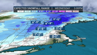 Region to See a Couple Rounds of Snow Before Polar Plunge