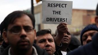 Uber Drivers Set for Strike Ahead of Company's $90B IPO