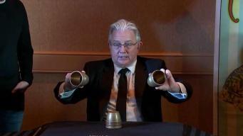 Uniquely Boston: Magician Dazzles at Omni Parker House