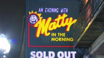 Uniquely Boston: Matty in the Morning — and At Night