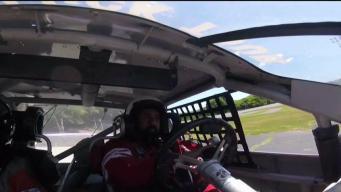 Veterans Treated to High-Speed Adventure