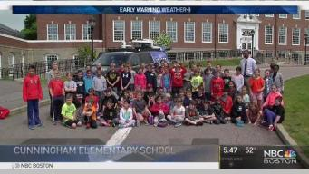 Weather Warrior Cunningham Elementary School