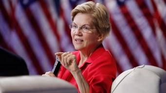 Warren's No Top-Dollar Fundraiser Pledge Includes Big Caveat