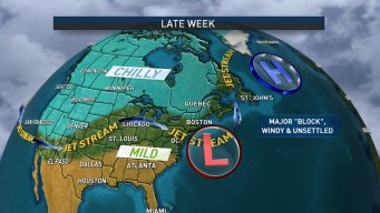 Warm End to February Could Give Way to Stormy Start in March