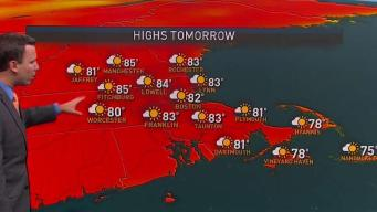 Hot and Humid Weather Will Return This Week
