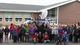 Weather Warrior at Dr. Elmer S. Bagnall Elementary School