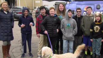 Weather Warrior Visits Chapman Farm School