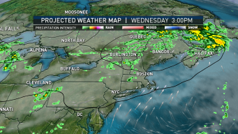 Showers, Thunderstorms for Some Ahead of Warmer Temperatures
