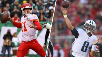 Chiefs, Titans Meet to End Years of Postseason Futility