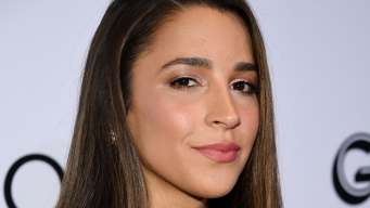 Olympic Gymnast Aly Raisman Breaks Elbow in Fall on Stairs
