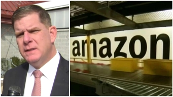 Walsh: 'We'll Wait and See' on Amazon