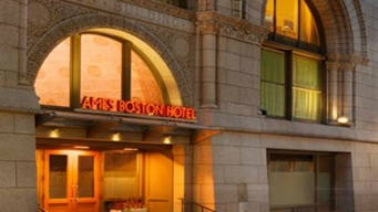 Ames Boston Hotel Is Closing; Property to Be Sold to Suffolk University