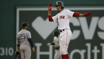 Red Sox Set Several Records in Blowout Win Over Yankees