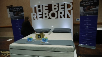Companies Target Sleep With High-Tech Slumber Products