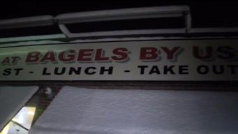 Bagel Shop Opens Early After Winter Storm