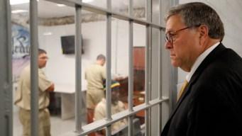 Barr: Justice Dept. Is 'All in' on Criminal Justice Overhaul