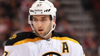 Patrice Bergeron for NHL MVP?