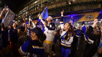 Report: Blues Already Have Victory Celebration Planned