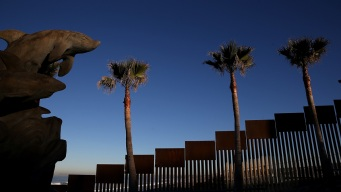 Questions Surround Trump's 1st Wall Contract<br /><br />