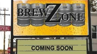 Brew Zone to Open on Route 1 in Saugus