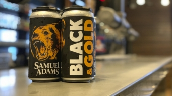 Black & Gold: Sam Adams Bruins Beer Goes on Sale Today