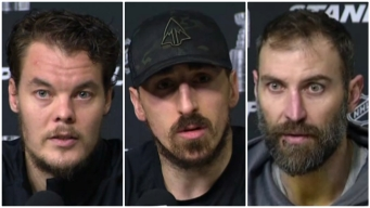 Bruins Players Excited to Play Before Home Crowd in Game 7