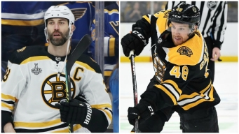 Bruins D-men Chara, Grzelcyk Both Game-time Decisions for Game 5