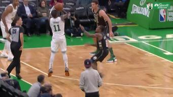 WATCH: Celtics' Record Night, Bucket by Bucket