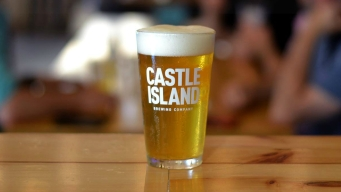 Castle Island Brewing Beer Garden News
