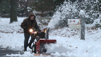 Storm Moves North, Leaving Icy Spots Behind in New England