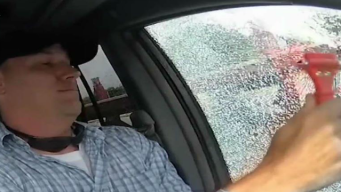 Glass-Breaking Tools Don't Work on All Car Windows