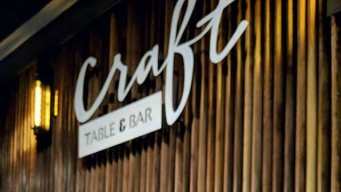 Craft Table & Bar in East Boston Has Closed