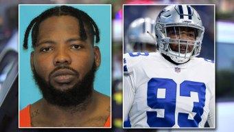 Cowboys DL Daniel Ross Arrested on Gun, Drug Charges