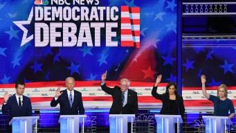 3rd Democratic Presidential Debate to Be Held in Houston
